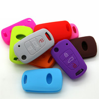 accent style - Hyundai i30 ix35 accent Elantar botton Key Case Cover Remote Silicone key Shell Accessories Car Styling