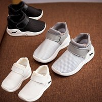 Wholesale Athletic Shoes Toddler boys sneakers Spring Autumn girls baby sport shoes Single layer breathable lightweight casual