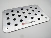 Wholesale Accessories For Subaru Legacy Outback Forester Tribeca XV Exiga BRZ LEVORG Impreza WRX STI Floor Carpet Mat Pedal Pad Sticker