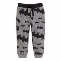 Wholesale Kids Clothes Batman Boys Cotton Children Pants Kids Pants Bobo Choses Baby Harem Pants Trousers For Boys