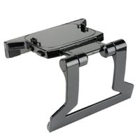 Wholesale New Top Quality TV Mount Bracket Stand Clip Holder Cradle For Microsoft Xbox Kinect Sensor
