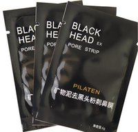 Wholesale black mask pilaten Facial Minerals Conk Nose Blackhead Remover Mask Facial Mask Nose Blackhead Cleaner g
