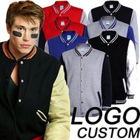 Cheap Custom Baseball Jackets | Free Shipping Custom Baseball