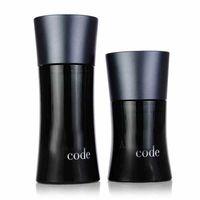 Wholesale Code By ML Spray Bottle New Men Cologne Black Black Code for Men Eau de Toilette Spray ml