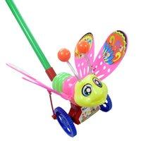 al por mayor bebé push juguetes nuevo-Juguetes de la abeja de los juguetes de los juguetes de los niños del empuje del bebé del Al por mayor-Nuevo