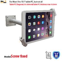 acer security - Universal Security Gooseneck Tabletop Wall Mount holder anti theft holder security stand for inch samsung ASUS Acer Huawei