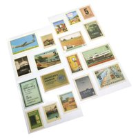 Wholesale 18 set Vintage Retro Classic Paper London Travel Stamp Stickers For Decoration Diary Scrapbooking Handmade Stickers