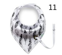 as pictures baby bib clip - 20 design for choose Fashion Newborn Baby Bib With Clip Baby Care Burp Cloth Cotton Double Layer Baby Double Wear Triangle Bib