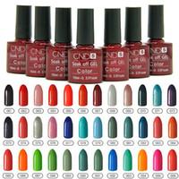 X-001 GEL 7ml Wholesale-10pcs Lot Nail Gel Polish UV&LED Shining Colorful 132 Colors 7.5ml Long lasting soak off Varnish cheap Manicure