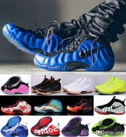 Wholesale 2017 Cheap Penny hardaway One galaxy Men Basketball Shoes Red Black High Quality Sports Shoes hardaway Penny Outdoor Sneakers US
