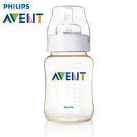 avent bpa bottle - AVENT Classic PES Baby Feeding Bottle BPA Free ml Safe And Non toxic Copo Infantil Feeder Fruit Juice Milk Mamadeira Garrafa