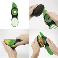 Wholesale 2017 Good Grips IN Avocado Slicer With Knife Pitter Peeler And Scoop Kitchen Utensil Tool