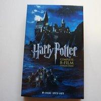 Wholesale Hot Item Harry Potter Film Collection Disc Set US Version