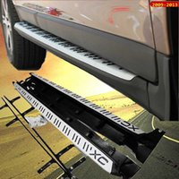 Wholesale HIGH QUALITY aluminium Alloy ABS XC60 running board side step bar CAR STYLE RUNNING BOARD FOR XC60