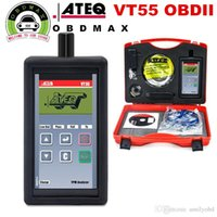 For Volvo activate data - ATEQ VT55 OBDII TPMS Diagnostic Tool Activate and Decode TPMS Sensors and Display Data or Faults New ATEQ VT55 DHL free