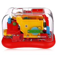 Wholesale RINGSUN RS Electric Stapler with Cute Colorful Electric Full Strip Battery Operated for Home School Modern Office for Gift