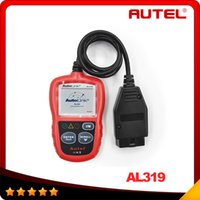 automotive websites - Auto Diagnostic DIY Code Reader Autel AutoLink AL319 OBD2 Code Scan Tool Update On Official Website free shiping