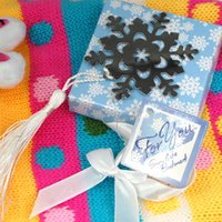 affordable baby gifts - Affordable Silver CROSS Snowflake Heart BOOKMARK BABY CHRISTENING GIFT New