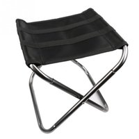 Wholesale PC Outdoor Folding Fold Aluminum Chair Stool Seat Fishing Camping with Carry Bag
