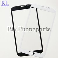 DHL 1000pcs / lot WhiteBlack pour la note 2 N7100 i317 de galaxie de Samsung NOTE 1 N7000 I9220 écran de Digitalizer de l'écran LCD de Digitals