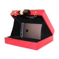 army international - International Top Luxury Brand C Chain Acrylic Mini Party Evening Bag Red Lipstick Women Wedding Perfume Bottle Day Clutches Box