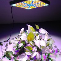 Wholesale USA W LM Indoor Garden Plant LED Grow Light Hanging Light Silver