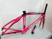 Wholesale Carbon Road Bike Frame Frameset carbon bicycle frameset high quality