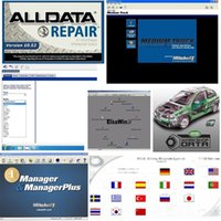 Wholesale Auto Repair Software Alldata Mitchell demand total in1 with GB usb hard disk fit all windows system bit