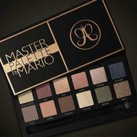 Wholesale 46pcs Hot Makeup ANA Eyeshadow Palette Colors Eye Shadow Palette Longlasting Easy makeup HOT New arrival