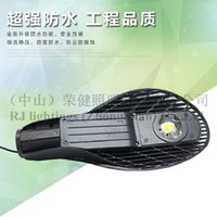 Wholesale Epistar chip LED street light lamp LED road light IP65 W W W AC V V input aluminum racket style I RJ LS C
