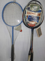 Wholesale Single loaded badminton racket genuine ultra light texture of carbon fiber attack and defense both wear and tear factory direct supply