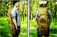 Wholesale Tactical equipment manufacturers selling outdoor climbing multifunctional package Fishing rod bag Camping field feature pack