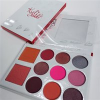 Wholesale Kylie diary eyeshadow kylie valentine collection Kyshadow color Eyeshadow Palette Kylie Jenner valentine s day gift