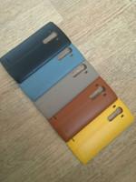 achat en gros de boîtiers cellule-Housse de remplacement arrière arrière pour LG G4 5 couleurs Housse de téléphone cellulaire avec NFC pour LG G4 H810 H811 H815 VS986 LS991