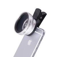 Wholesale LIEQI LQ in Universal Phone Lens Kit Camera Lens Macro Lens X Wide Angle Lens with Clip for iPhone Samsung Xiaomi
