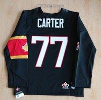Cheap Youth kids Canada OLYMPIC Jersey 77# Jeff Carter 87# Sidney Crosby 91# Steven Stamkos 99#Wayne Gretzky Jerseys