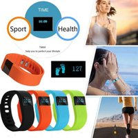 Wholesale TW64 Smartband Smart Sport Bracelet Wristband Fitness Tracker Bluetooth Fitbit Flex Watch Xiaomi mi band