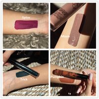 Wholesale 2016 Hottest fashionLips Use and Liquid Form Kylie Lip Kit Kylie Jenner Cosmetic with colors