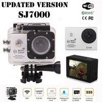 Universal action video recorder - SJ7000 Action Camera WiFi P Full HD LCD HD m D Waterproof DV video Sport Extreme Go Pro Recorder
