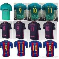Wholesale Adult tBrcelona Football Jerseys Shirt Customized Name Digital High Quality Football Uniforms Football Shirts Shorts lFP1