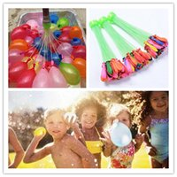 Wholesale 1pc balloons Colorful Water Balloon Amazing Magic Water Balloons Bombs Toys for Children Summer Beach Water Sprinking Balloons Games
