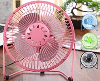 Wholesale The latest creative inch and inch USB mute mini desktop fan in the office computer desk the student dormitory