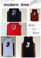 basketball uniform designer - Rev mens new fabric basketball jersey Wade black reb sport uniform best deal designer embroidery sport jersey shipping free