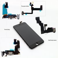 Wholesale High Quality Front Facing Camera Proximity Light Sensor Flex Ribbon Cable for IPHONE6 Plus inch