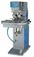 belt conveyors - 2 Colors Conveyor Belt InkCups Pad Printing Machine color rotary printing machine semi automatic color printing machine color machine