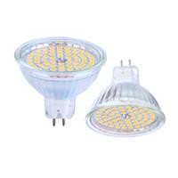 aluminum garden lighting - 5W Power LED Light Bulbs V V V V Epistar Spotlight E27 GU10 MR16 Gu5 E14 Aluminum LED Bulbs for Bedroom