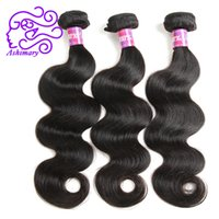 Wholesale eave hair tape Ashimary A Grade Brazilian Virgin Hair Body Wave Cheap Unprocessed Human Hair Weave Brazilian Body Wave Virgin H