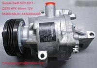 Wholesale auto Air Conditioning compressor QS70 for Suzuki Swift SZ3 LA1 AKS200A205