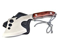ax functional - camping gear F05 with wooden handle axe outdoor survival multi functional axe camping takes ax axe