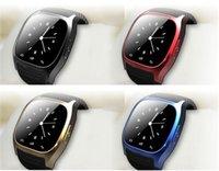 Dispositifs portables intelligents Prix-Smartwatch M26 Bluetooth sans fil portable Smart Watch Sport Watch pour Samsung Note 7 Universal Android téléphone portable avec Retail Box